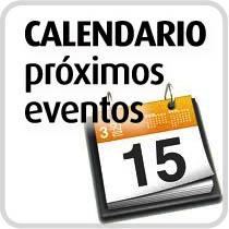Ver calendario de Eventos, Cursos y Jornadas